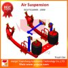 4*2 Truck Leaf Spring Air Suspension System