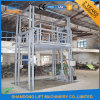 Guide Rail Cargo Lift Platform for Loading and Unloading Cargo