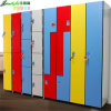 Solid Compact Laminate Panel Lockers for School