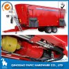 Multi-Augers Fodder Mixer Machine for Prairie Farm
