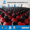 Newly Designed High Pressure Seamless Steel Gas Cylinder