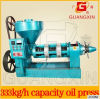 Guangxin Brand Oil Extractor Oil Expeller Oil Press Machine Yzyx130-9wk
