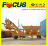 Yhzs Series 35m3/H Full Automatic Mobile Concrete Batching Plant