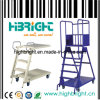 Mobile Warehouse Step Ladder Trolley Truck