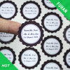 High Grade and Custom Design Round Adhesive Labels