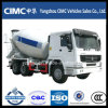 9cbm HOWO Heavy Duty Cement Mixer Truck