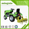 Hot Selling 12HP 4 Wheel 2WD Mini Farm Tractor Ms120/Ms150