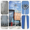 25m Self Supporting Street Lighting Steel Pole Tower