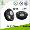 5.75 Inch 40W LED Car Headlight with Angle Eye