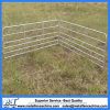 5, 6 Bars Pregalvanized Oval Rail Sheep Yard Panel