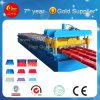 Steel Glazed Tile Rolling Forming Machine