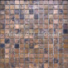 Medium Square Antique Copper Mosaic Tile for Kitchen Backsplash A6yb009