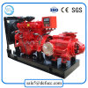 Trailer Mounted Large Flow Diesel Engine Centrifugal Drain Pump