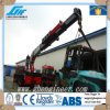 Knuckle Telescopic Boom Outtrigger Truck Mounted Crane