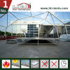 Adjustable Ringlock Scaffolding with Wooden Flooring System for Golf Course