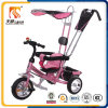 Factory Wholesale Multi-Function Children Baby Trike Tricycle with Pusher (5173)