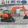 Baoding Mini Crawler Excavators 5.5ton with 0.2m3 Bucket