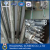 Stainless Steel 304/316 Perforated Slotted Drilling Pipe Screen