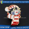 Custom Made Die Cast Metal Pin Badges