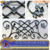 Garden Decor Wrought Iron Flower Panels