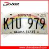 USA Aluminum Car License Plate