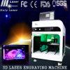 2014 2d/3D Eastern Laser 3D Printer Laser Engraving Machine Inside for Glass Crystal (HSGP-4KB)