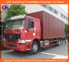 Heavy Duty Sinotruk HOWO 6X4 15ton Van Truck