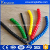 PP Material Spiral Plastic Hose Guards
