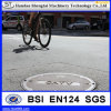 304/316L Stainless Steel Round Manhole Cover with Big Pressure