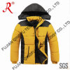 Outdoor Cold Thermal Men's Printing Winter Down Jacket (QF-147)