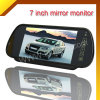 7 Inch TFT LCD Car Rearview Backup Parking Mirror Monitor