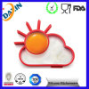Hot Sale Sunshine Food Grade Silicone Egg Ring
