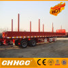 Tri-Axles Sidewall Cargo Trailer / Dropside Semi Trailer