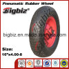 Beat Price 4.00-8 Pneumatic Rubber Wheel for Sale
