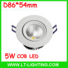 5W COB LED Down Light (LT-DL012-5)
