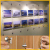 Aluminum Wall Mounted Cable Display System