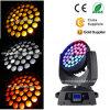 36*10W 6in1 RGBWA&Ua Wash LED Zoom Moving Head Light