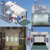 Btd Water Based Spray Paint Booth