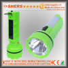 Solar 1W LED Torch with Reading Light for Hunting (SH-1937)