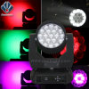 New Zoom Wash Effect 19X15W LED Moving Head Stage Light