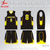 Healong Customized Design Sportswear Sublimation Reversible Basketball Jersey