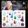 Hot Sell Frozen Cartoon Tattoo for Kids