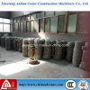 ISO and CCC Certification Electric Wire Rope Lifting Hoist