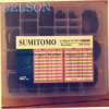 Kobelco Excavator O Ring Kit 34size 447PCS Seal Box