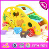Intelligence Pull Line Block Toy for Kids, Pull Line Block Car Children′s Toy Wholesale W05b118