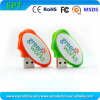 Enclosed Swivel Epoxy Logo Memory Stick USB Flash Drive (ET012)