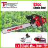 Teammax 82cc High Quality Professional Petrol Chain Saw with Oregon Chain