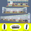Aluminum Portable Exhibition Booth Display Stand for Events