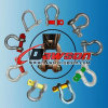 Bow or D Shaped Anchor Shackle for Lifting