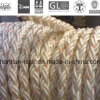 8-Strand Polypropylene/Polyester Mixed Sailing Rope for Boat